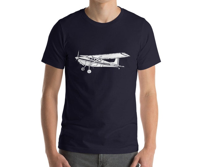 KillerBeeMoto: Limited Release Print of Vintage Aviation Recreational Aircraft Short Or Long Sleeve Shirt