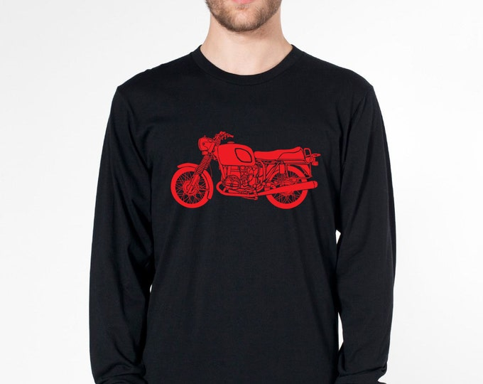 KillerBeeMoto: Limited Release German Engineered Airhead Slash Five Short & Long Sleeve Motorcycle Shirts