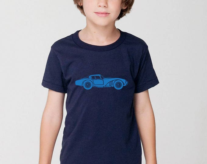 KillerBeeMoto: Limited Release British Race Car On Short Or Long Sleeve T-Shirt