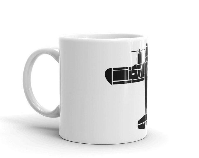 KillerBeeMoto: Limited Release PA-23 Aircraft Coffee Mug