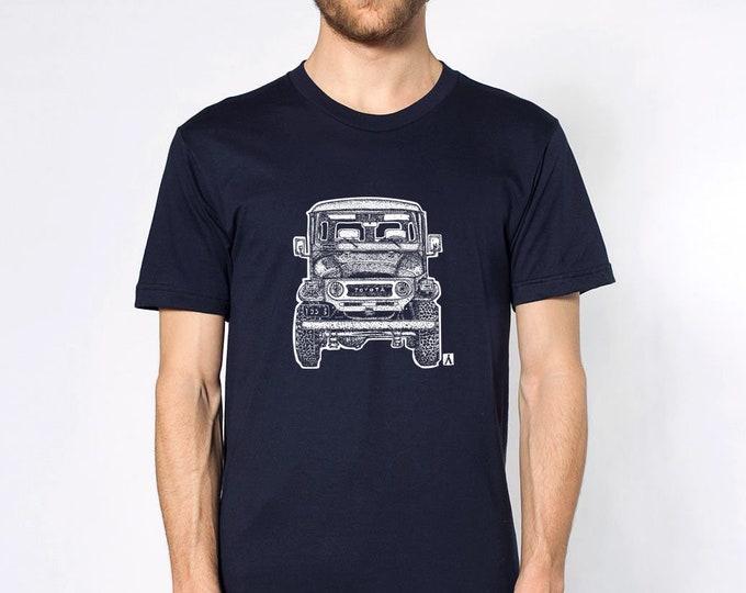 KillerBeeMoto: Limited Release Vintage Japanese Off Road Vehicle Side View Short & Long Sleeve Shirt Cartoon Version