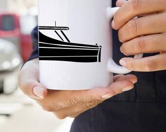KillerBeeMoto:   Coffee Mug Vintage Fishing