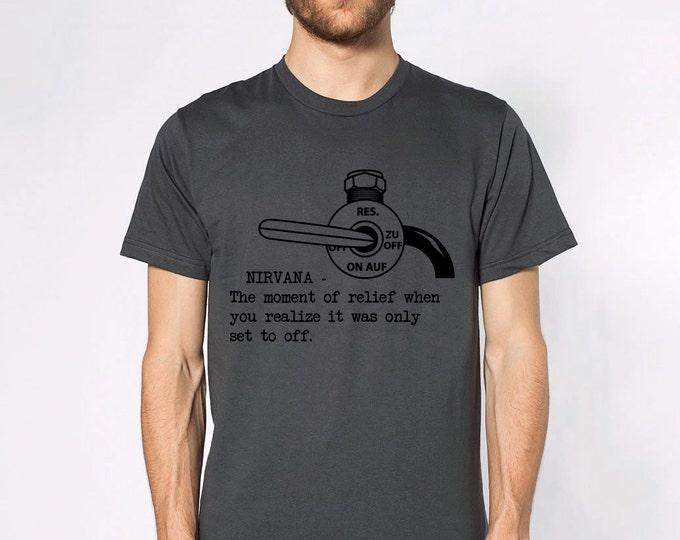 KillerBeeMoto: Petcock Nirvana Short & Long Sleeve Motorcycle Shirts