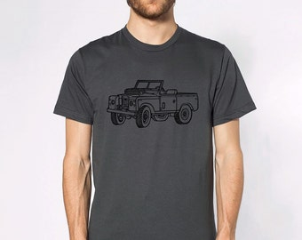 KillerBeeMoto: Limited Release Vintage British All Terrain Truck Short & Long Sleeve Shirts (No Text)