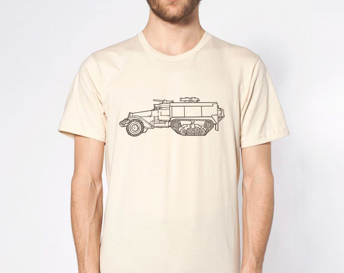 KillerBeeMoto: Limited Release Vintage M3 Half Track World War Two Transport Scout Vehicle