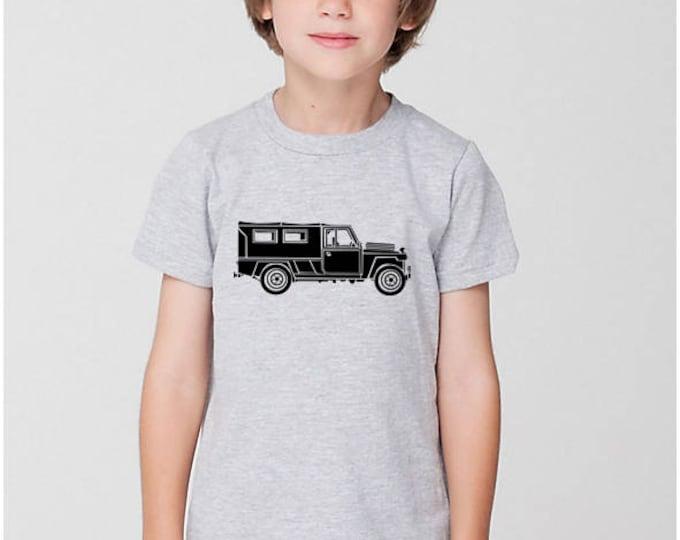 KillerBeeMoto: Limited Release Vintage Santana Militar All Terrain Truck Short Or Long Sleeve Shirts
