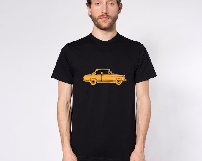 KillerBeeMoto: Limited Release Vintage German Engineered Sedan View Short & Long Sleeve Shirt