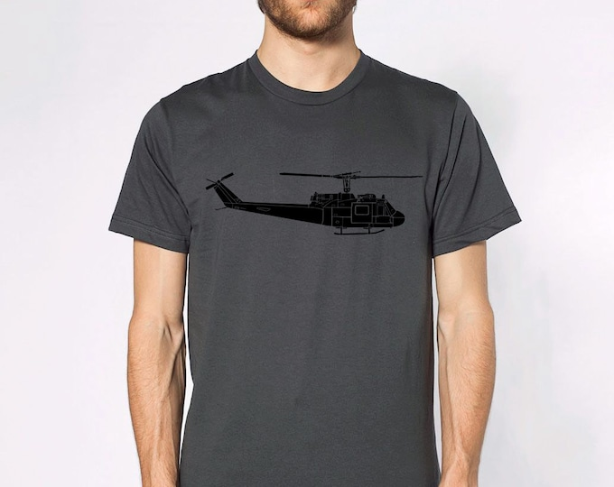 KillerBeeMoto: Huey Helicopter UH-1 Iroquois Short & Long Sleeve Shirts