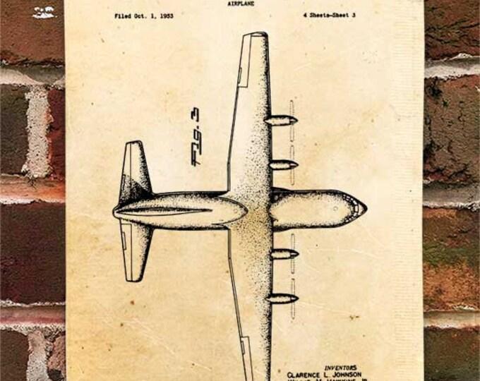 KillerBeeMoto: Duplicate of Original U.S. Patent For AC130 Transport Airplane