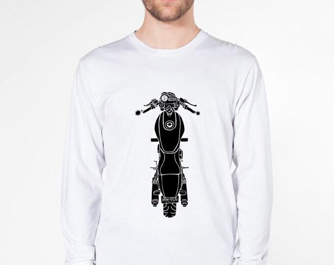 KillerBeeMoto: Limited Release Italian Engineered 1990's Cafe Racer Short & Long Sleeve Motorcycle Shirts