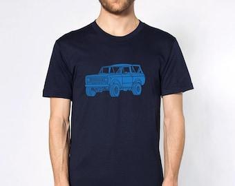 KillerBeeMoto: Vintage Off Road Vehicle Truck Short & Long Sleeve Shirt