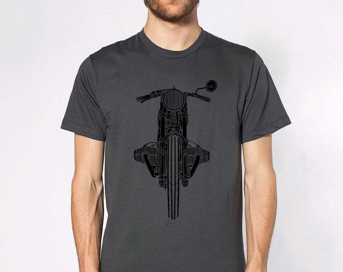 KillerBeeMoto: Limited Release German Engineered Vintage Cafe Racer Short & Long Sleeve Motorcycle Shirts