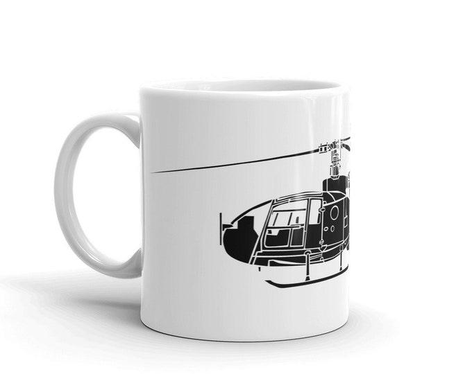KillerBeeMoto: Vintage British Military Military Helicopter Coffee Mug
