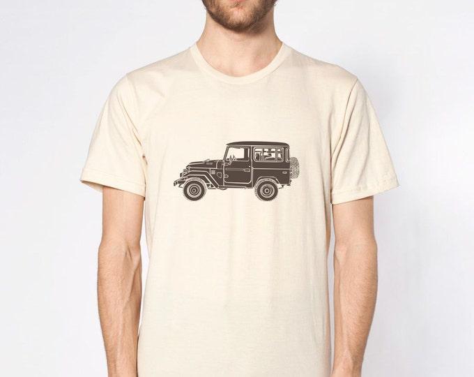 KillerBeeMoto: Limited Release Vintage Japanese Off Road Vehicle Side View Short & Long Sleeve Shirt