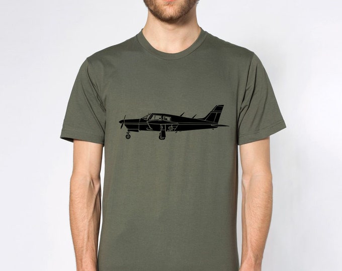 KillerBeeMoto: Limited Release Piper PA-28 Cherokee Short Or Long Sleeve T-Shirt
