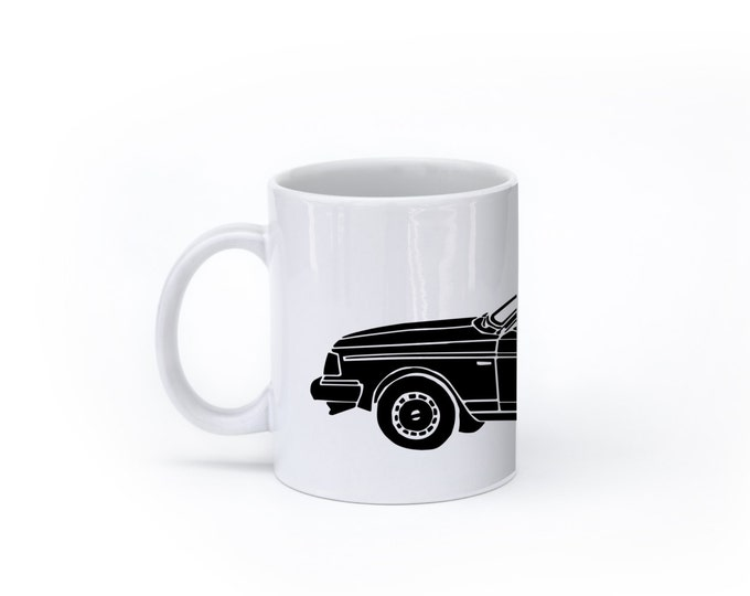 KillerBeeMoto:    Limited Release Station Wagon Coffee Mug (White)