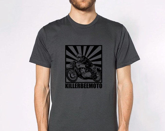 KillerBeeMoto.Com Logo Short & Long Sleeve Motorcycle Shirts