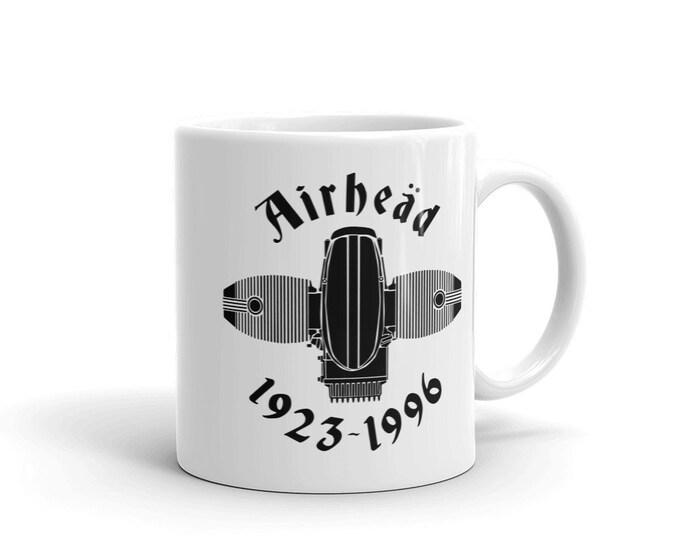 KillerBeeMoto:    Limited Release Germanic Airhead Motorcycle Coffee Mugs