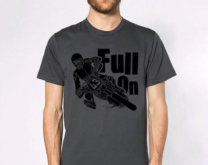 KillerBeeMoto: Full On Super-Moto Powerslide Hard Track Racer Short & Long Sleeve Shirt