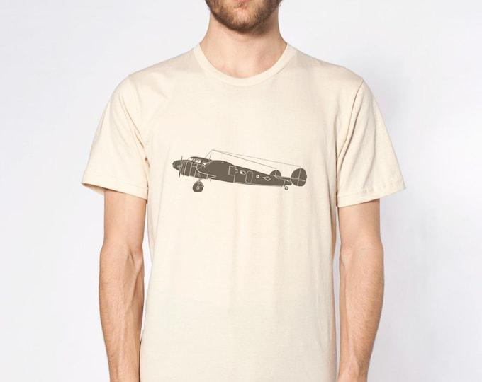 KillerBeeMoto: Model 10 Electra Airplane Short & Long Sleeve Shirt