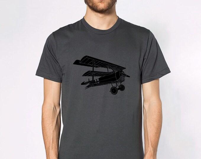 KillerBeeMoto: The Red Baron's Fokker Dr. 1 Short & Long Sleeve Shirt