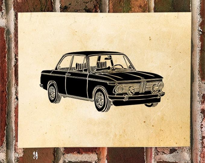 KillerBeeMoto: Limited Print German Sports Car Automotive Print 1 of 50