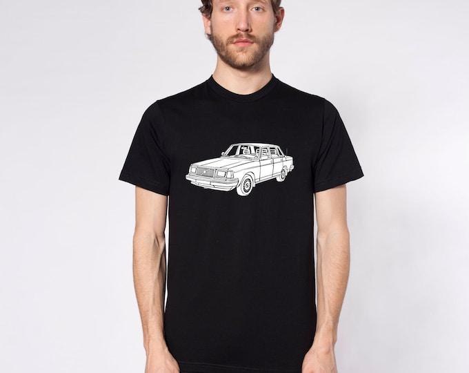 KillerBeeMoto: Limited Release Boxy Yet Safe Swedish Sedan Short & Long Sleeve Shirt