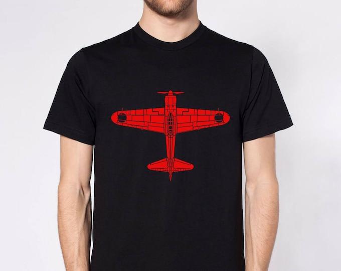 KillerBeeMoto: A6M Japanese Zero Fighter Plane Short & Long Sleeve Shirt