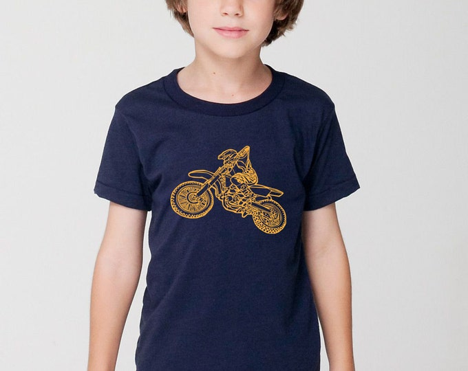 KillerBeeMoto: Dirt Bike Rider T-Shirt