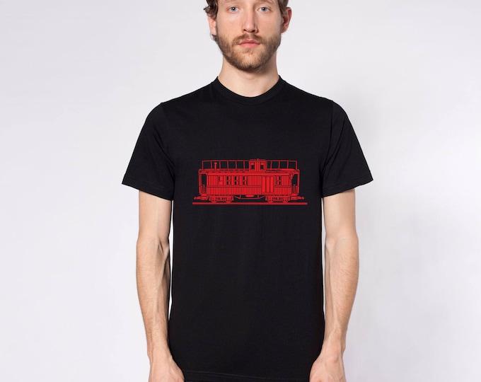 KillerBeeMoto: Train Engine Caboose Short Or Long Sleeve Shirt