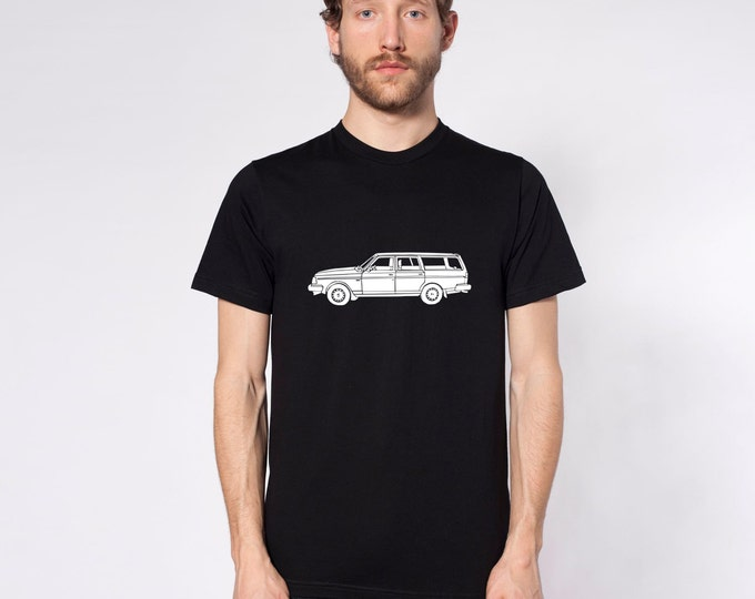 KillerBeeMoto: Limited Release Boxy Yet Safe Swedish Station Wagon Short & Long Sleeve Shirt