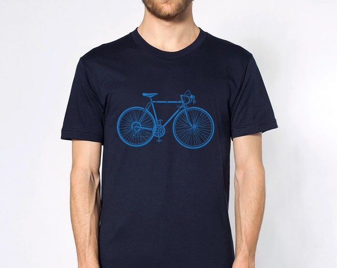 KillerBeeMoto: Vintage 10 Speed Bike Short Or Long Sleeve T-Shirts