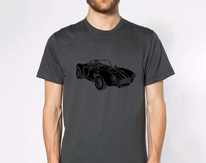 KillerBeeMoto: Vintage Sports Car Short & Long Sleeve Shirt
