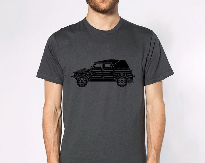 KillerBeeMoto: Limited Release Vintage German Engineered Type 82 Kubelwagen T-Shirt