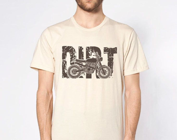 KillerBeeMoto: Vintage Style Dirt Bike Motorcycle T-Shirt