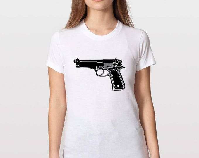 KillerBeeMoto: M9 U.S. Military Service Pistol Short Or Long Sleeve T-Shirt