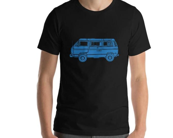 KillerBeeMoto: Limited Release Vintage Camper Van Short & Long Sleeve Shirts