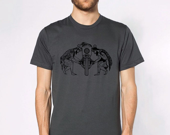 KillerBeeMoto: Ancient Greek Short & Long Sleeve Shirts