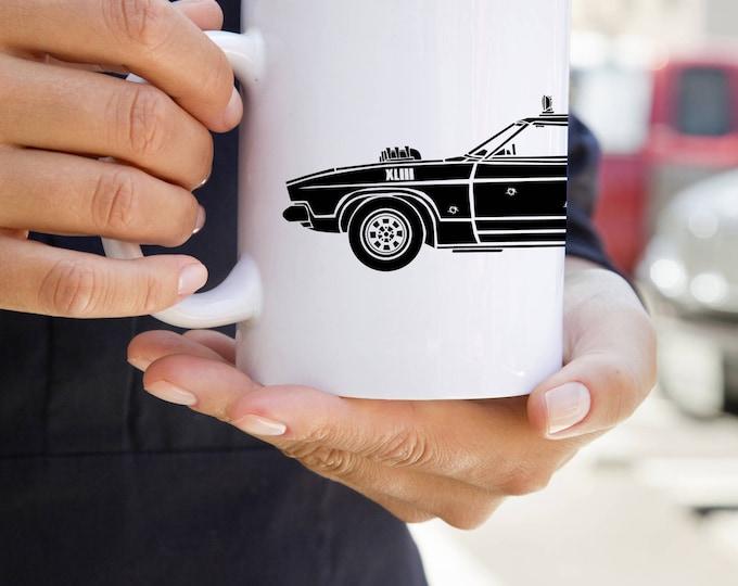 KillerBeeMoto:   Coffee Mug With Apocalypse American Muscle Car