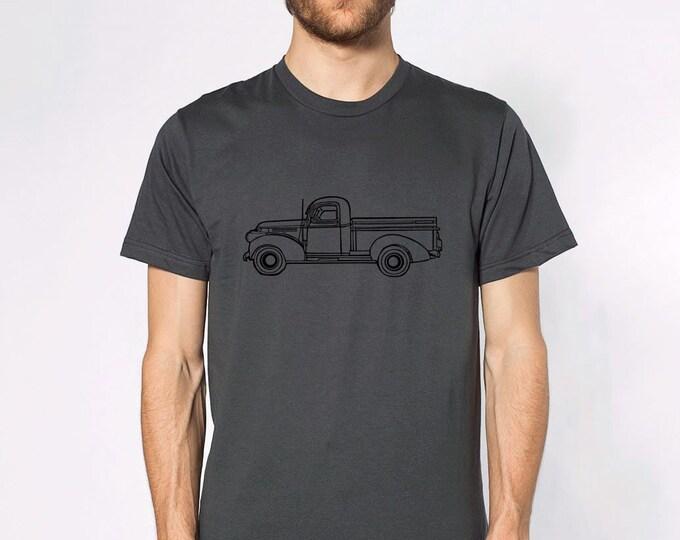 KillerBeeMoto: Limited Print American Engineered Vintage Pick-Up Truck