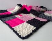 Geometric Crochet Baby Bl...