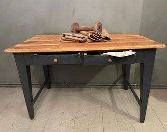 antique large table