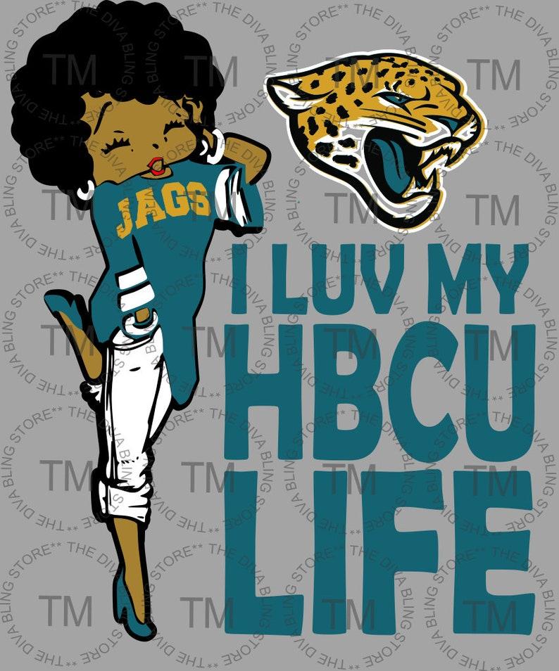 9302509e HBCU Life Southern SVG file | Etsy