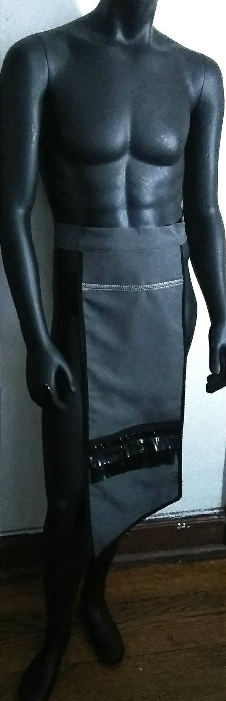 1 Panel STYLISHLY BARBARIC LOIN Cloth Accessory