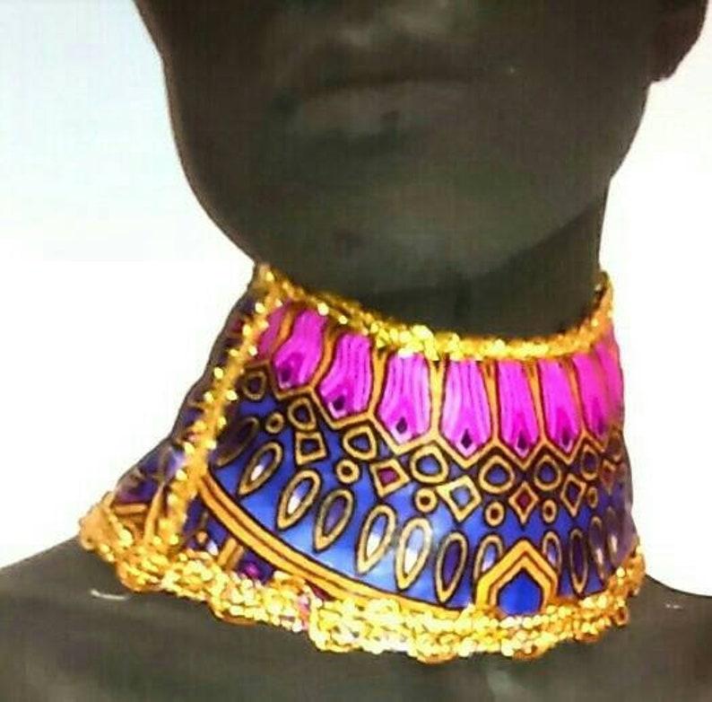 Nubian GENERATIONAL QUEEN FUNNEL NeckPiece