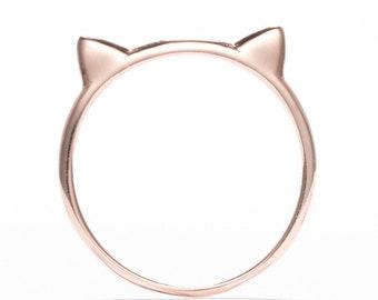 Cat Ear Ring