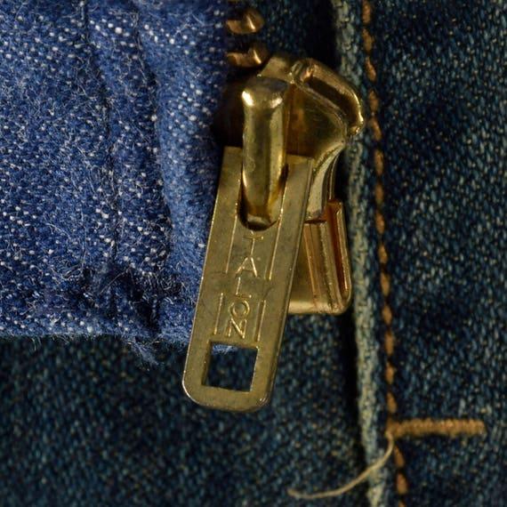 60s Jacket Vintage Denim Chore Workwear Corduroy 37R Coat Mens Collar Work Lined Blanket 1960s Wear cUUOqpA