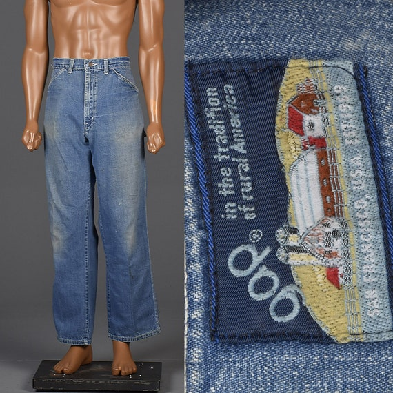 70s Mens Gap Carpenter Jeans 70s Jeans Mens Jeans