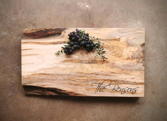 *One of A Kind* Maple Cutting Board