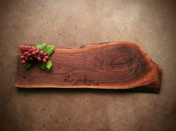 One of a Kind Charcuterie Board